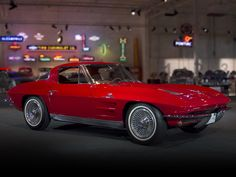 Classic Cars That Still Look Cool Decades Later | In 1963, Chevy gave us the second generation of the Corvette, called the Sting Ray.  GM  | WIRED.com