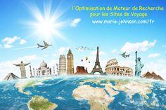 l'Optimisation de Moteur de Recherche pour les Sites de Voyage   Les Methods Marketing Electronique