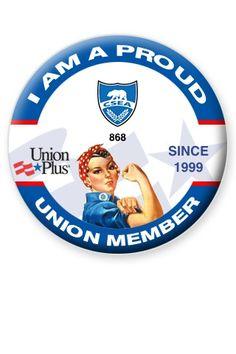 CSEA Union Member!!!