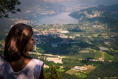 Punti di vista - Ansichtssache (Lago di Levico e Caldonazzo / Levicosee und Caldonazzosee)