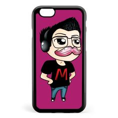 Chibi Markiplier Apple iPhone 6 / iPhone 6s Case Cover ISVG040
