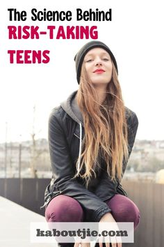 Teens make ill-advised dangerous decisions. Here well go into the science behind risky teenage behavior and offer you solutions to help protect your child. Teenage Behaviour, Behavior, Parenting Teens, Parenting Advice, Motivation For Kids, Take Risks, Fitness Inspiration, Celebs, Science