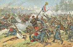Neumann,_Fritz_-_Gefecht_zwischen_dem_2._bayerischen_Infanterie-Regiment_und_französischen_Truppen_bei_Wörth_am_6._August_1870.png (739×480)