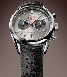 TAG Heuer Carrera Jack Heuer Edition Chronographe 80e anniversaire 41mm | Montre de luxe | Montres TAG Heuer