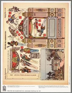 REPRINT Copyright: Anraad / Phoenix Papieren Theater / Poppenspe(e)lmuseum