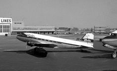 Chicago Midway Airport - Delta Airlines - DC-3 (C-49K) | Flickr - Photo Sharing!