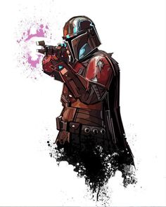 Star Wars Fan Art, Starwars, Star Wars Episode 2, Gaming Posters, Anime Military, Saga, Star Wars Images, Cartoon Art Styles, Star Wars Rebels