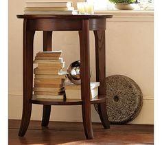 Chloe Side Table #potterybarn