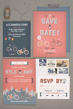 Our new Invitation Suite: City Life // love vs. design