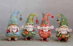 The Porcelain China Diane Info: 9536642153 Polymer Clay Miniatures, Polymer Clay Projects, Clay Crafts, Arts And Crafts, Paper Clay, Clay Art, Shabby Chic Crafts, Biscuit, Polymer Clay Animals