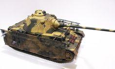 Panzer IV mit Schmallturm