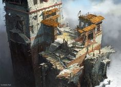 Uncharted 2 Architecture Concept