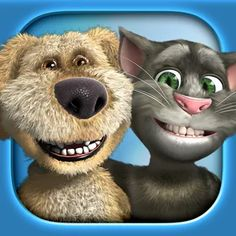 Mein Talking Tom 2 im AppStore Talking Tom Cat 2, Ipod Touch, Ipad, Toms, Creeped Out, Free Games For Kids, Virtual Pet, Digital Storytelling, Pets