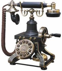 16 Best Old Fashioned Telephones Images Vintage Telephone Antique