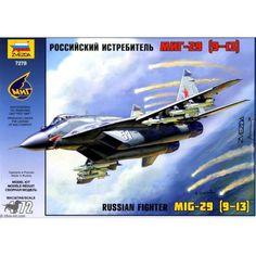 Maquette 1/72 - MiG-29 (9-13) - ZVEZDA