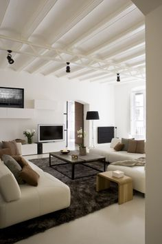 YLAB arquitectos : Apartment in Barrio Gótico   FLODEAU