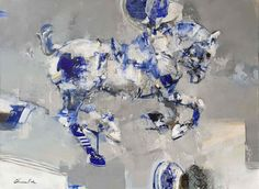 Pascale Chandler: Majolica: fine art | StateoftheART South African Art, Beautiful Horses, Canvas Size, Art For Sale, Pet Birds, Original Artwork, Fine Art, Artist, Painting