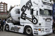 https://flic.kr/p/naAU5T | truck Scania, Spain