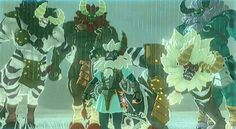 The fact that this person managed to get all 4 breeds of Lynels in one place AND manage to get a selfie with them without fucking dying is miraculous<<give this man a medal, please. He deserves it. The Legend Of Zelda, Legend Of Zelda Memes, Legend Of Zelda Breath, Botw Zelda, Hyrule Warriors, Link Zelda, Wind Waker, Fan Art, Twilight Princess