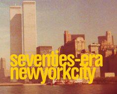 NYC 1970'S