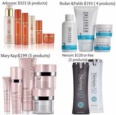 Why would you want to do 4-6 steps at night, when all you have to do is one at night then the moisturizer in the morning? Nerium yields a 30% improvement or your money back!!! Contact me! Here's my website... Check it out! Kathyloves.nerium.com