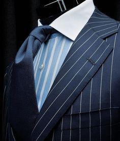 Maßanzüge English Style von Kent & Shark made in Germany in allen Größen und… Der Gentleman, Gentleman Style, Sharp Dressed Man, Well Dressed Men, English Style, Suit Fashion, Mens Fashion, Fashion Kids, Mode Costume