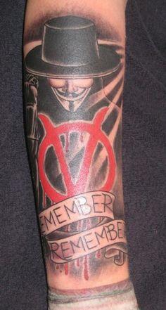 V pour Vendetta J.Mac Teigue
