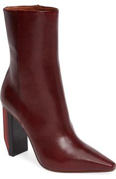 VETEMENTS Reflector Heel Ankle Boot (Women). #vetements #shoes #boots