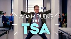 """Watch """"Adam Ruins Everything,"""" Tuesdays at 10pm, on truTV! See more http://www.collegehumor.com LIKE us on: http://www.facebook.com/collegehumor FOLLOW us on..."""