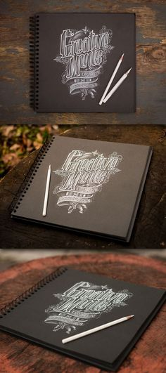 Wonderful Hand-Lettering & Calligraphy Designs | From up North