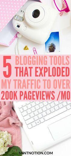 Blog traffic report. Increase blog traffic. Grow blog readership. Make money online.