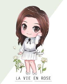 Anime Chibi, Manga Anime, Kpop Boy, Kpop Girls, Fandom, Japanese Girl Group, Fan Art, Kpop Fanart, Aesthetic Stickers