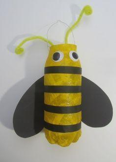 Bienenlaterne aus PET-Flasche                                                                                                                                                     Mehr