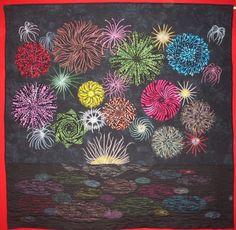Fireworks quilt