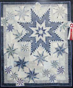 Silent Night, by Maryellen Montague 2014 Northwest Quilting Expo. 2nd place, Large Quilt category. | Flickr - Photo Sharing!