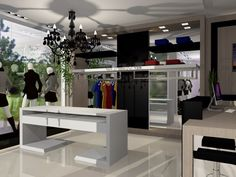 Projeto comercial by Egt - 3d
