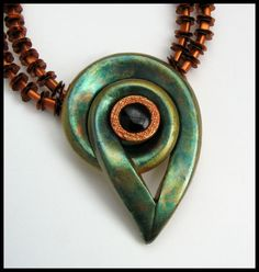 Helen Breil Designs featuring my work, texture stamps, tutorials and my ebook, Shapes-25 Inspirational Jewellery Designs in Poymer Clay