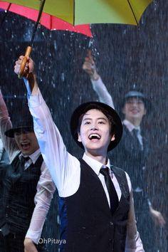 140614 Kyuhyun Singin' in the Rain
