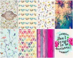 24 wallpaper fundo de tela celular grátis borboletas na carteira-2