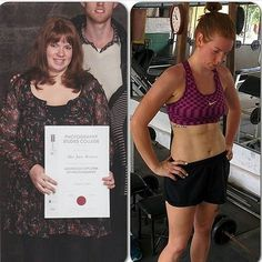 After spending the majority of my life overweight and unhappy, I decided things needed to change! I was so tired of being unhappy purely because of my weight. I couldn't go another day dealing with the constant anguish & depression that my weight was causing me. I began to change things up throughout my daily routine very slowly, and eventually these changes became second-nature to me. I managed to lose 35 kilograms through getting active and making better food decisions. Fernwood PT, Alice