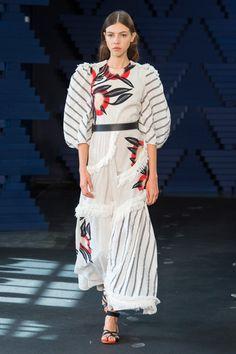 Roksanda at London Fashion Week, Look 2