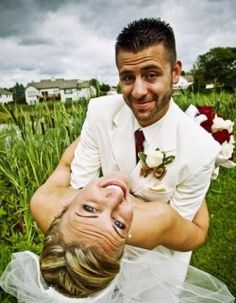 Looking for a fun and refreshing way to do your wedding pictures? Go ahead and browse through these amazing photo ideas below and use them on...