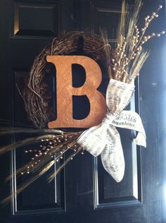 DIY fall wreath #fall #falldecor #fallwreath #diywreath #outofdustdesigns