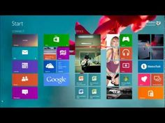 The Best Windows 8 Star Menu Background Changer Best Windows, Windows 8, Menu, Good Things, Technology, Star, Youtube, Menu Board Design, Tech