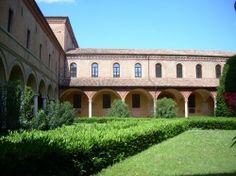San Domenico 's courtyard