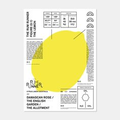 Studio NinetyOne (formerly is an independent design studio based in East London. Information Poster, Information Graphics, Web Design, Layout Design, Design Trends, Graphic Design Posters, Graphic Design Inspiration, Poster Designs, Packaging Design