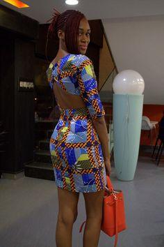 Comment porte t-on le pagne à Abidjan ~African fashion, Ankara, kitenge, African women dresses, African prints, African men's fashion, Nigerian style, Ghanaian fashion ~DKK