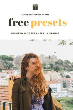 FREE PRESETS LIGHTROOM MOBILE - Inspirede #JadeSeba   #freepresets #lightroompresets #lightroom #mobile #filtrosdosfamosos #filtros #vscocam #vsco #instagram #feed #tumblr #tumblrgirl #dicas #tutorial