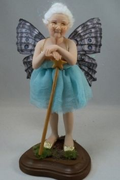 International Art Doll Registry - October 2011- Mindy's Fairies & Babies