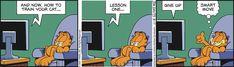 Garfield Comics, Cat Comics, Brave Little Toaster, Doom 1, Jim Davis, The Big Lebowski, Frank Zappa, Beat The Heat, Nightmare On Elm Street